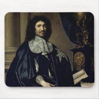 Portrait of Jean-Baptiste Colbert de Torcy  1666 Mouse Pad