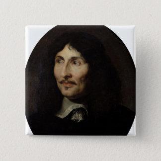 Portrait of Jean-Baptiste Colbert de Torcy Button