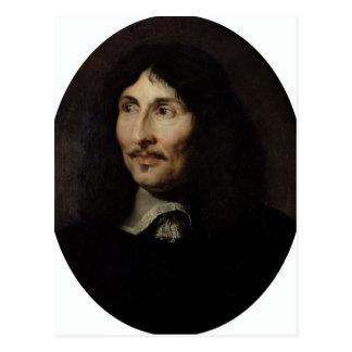 Portrait of Jean-Baptiste Colbert de Torcy Postcard