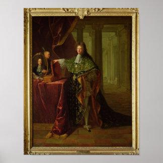 Portrait of Jean-Baptiste Colbert Poster