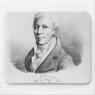 Portrait of Jean-Baptiste de Monet Mousepad