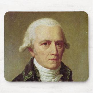 Portrait of Jean-Baptiste de Monet Mousepads