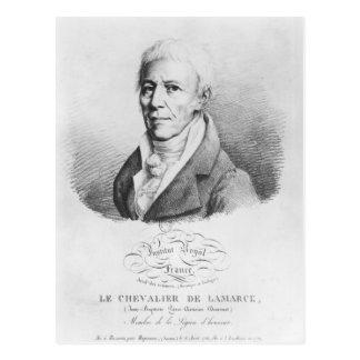 Portrait of Jean-Baptiste de Monet Postcard