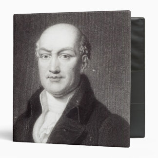 Portrait of Jean Baptiste Joseph Delambre Binder