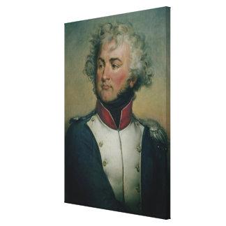 Portrait of Jean Baptiste Kleber 2 Canvas Print