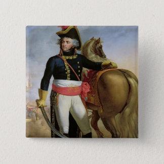 Portrait of Jean Baptiste Kleber Button
