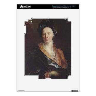 Portrait of Jean Baptiste Rousseau (1671-1741) 171 iPad 3 Skin