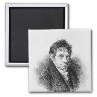 Portrait of Jean Baptiste Say Magnet