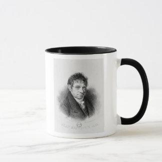 Portrait of Jean Baptiste Say Mug