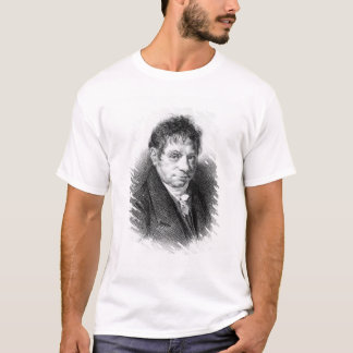 Portrait of Jean Baptiste Say T-Shirt