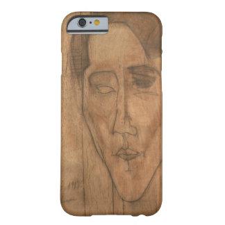 Portrait of Jean Cocteau (1889-1963) 1917 (pencil iPhone 6 Case
