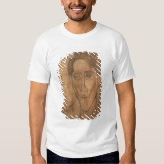 Portrait of Jean Cocteau (1889-1963) 1917 (pencil Tee Shirt