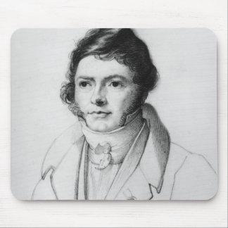 Portrait of Jean-Francois Champollion , 1830 Mouse Pad