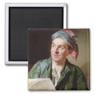 Portrait of Jean-Francois Marmontel  1767 Magnet