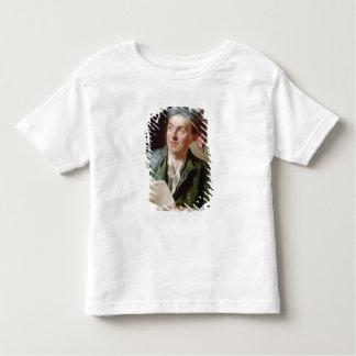 Portrait of Jean-Francois Marmontel  1767 Toddler T-shirt