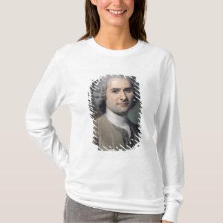 Portrait of Jean Jacques Rousseau T-Shirt
