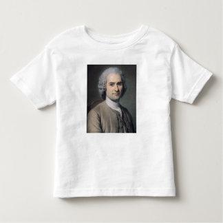 Portrait of Jean Jacques Rousseau Toddler T-shirt