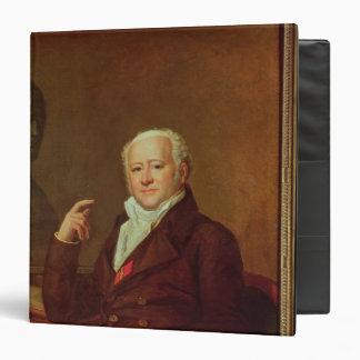 Portrait of Jean Nicolas Corvisart des Marets Binder