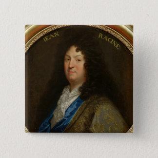 Portrait of Jean Racine Button