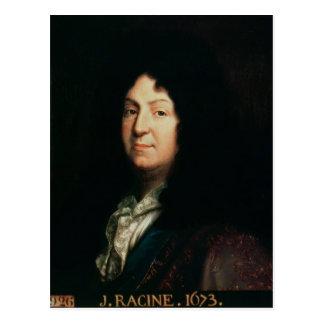 Portrait of Jean Racine  copy of an original Postcards