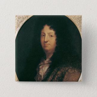 Portrait of Jean Racine Pinback Button