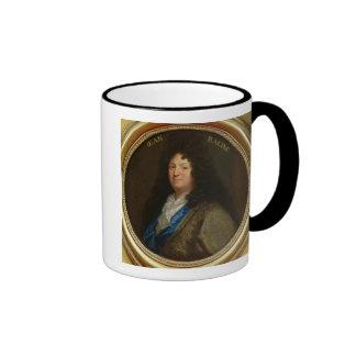 Portrait of Jean Racine Ringer Mug