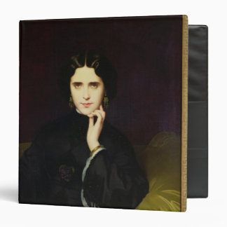 Portrait of Jeanne de Tourbay  1862 Binder