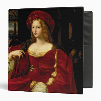 Portrait of Jeanne of Aragon (c.1500-77) wife of A 3 Ring Binder