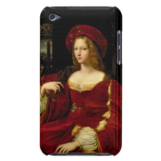 Portrait of Jeanne of Aragon (c.1500-77) wife of A Barely There iPod Case