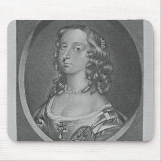 Portrait of Jemima Countess of Sandwich Mouse Pad