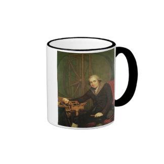 Portrait of Jesse Ramsden (1735-1800) (oil on canv Mugs