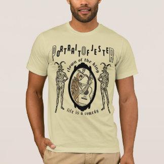 Portrait Of Jester T-Shirt