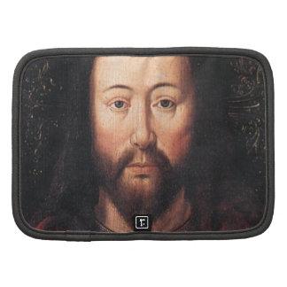 Portrait of Jesus Christ by Jan van Eyck Planner
