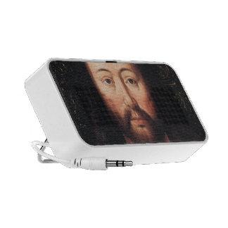 Portrait of Jesus Christ by Jan van Eyck Travel Speaker