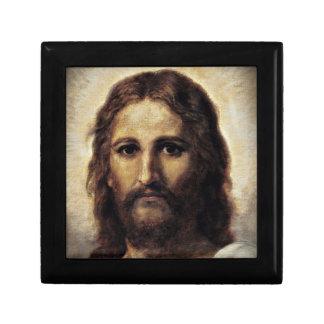 Portrait of Jesus Christ Trinket Box