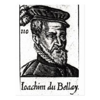Portrait of Joachim du Bellay Postcard