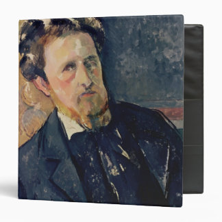 Portrait of Joachim Gasquet  1896-97 3 Ring Binder