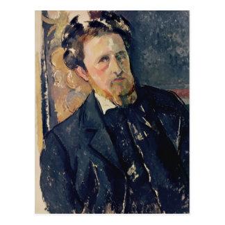 Portrait of Joachim Gasquet  1896-97 Postcard