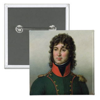 Portrait of Joachim Murat  King of Naples Button