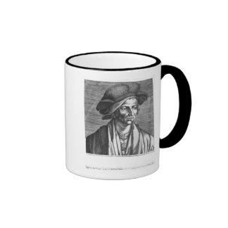 Portrait of Joachim Patinir, 1521 Coffee Mugs