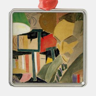 Portrait of Joan Salvat-Papasseit  1918 Christmas Ornaments