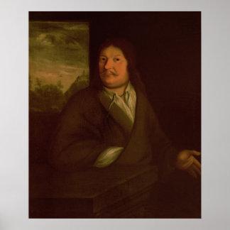 Portrait of Johann Ambrosius Bach , 1685 Poster