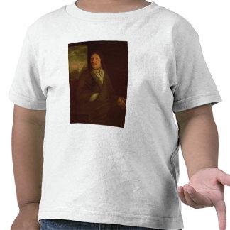Portrait of Johann Ambrosius Bach , 1685 Tshirt