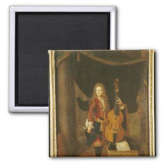 Portrait of Johann Schenck Magnet