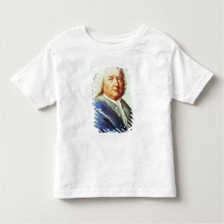 Portrait of Johann Sebastian Bach Toddler T-shirt