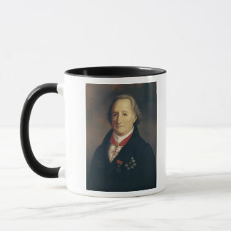 Portrait of Johann Wolfgang von Goethe Mug