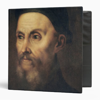 Portrait of John Calvin Binder