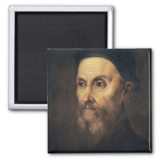 Portrait of John Calvin Magnet