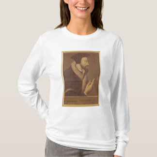 Portrait of John Calvin T-Shirt