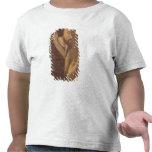 Portrait of John Calvin T-shirts